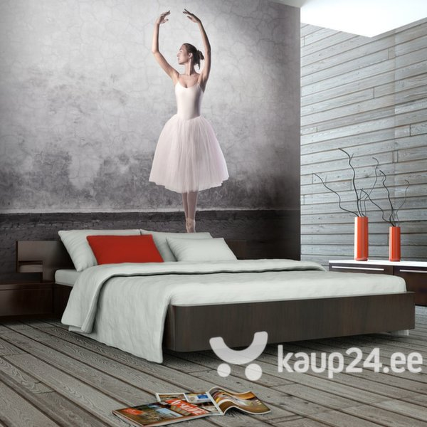 Fototapeet - Ballerina in Degas paintings style