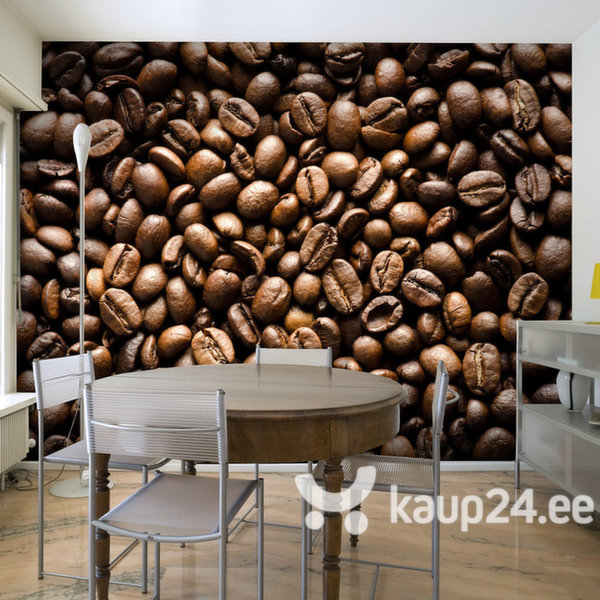 Fototapeet - Roasted coffee beans