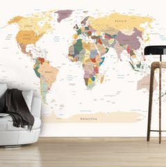 Fototapeet - World Map
