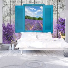 Fototapeet - Lavender Recollection