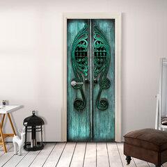 Fototaustapilt uksele - Emerald Gates hind ja info | Fototapeedid | kaup24.ee