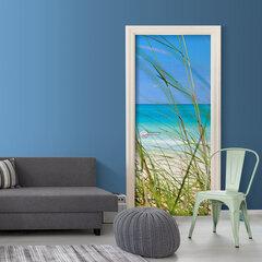 Fototaustapilt uksele - Summer Wind hind ja info | Fototapeedid | kaup24.ee
