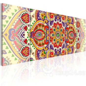 Maal - Colourful Ornament