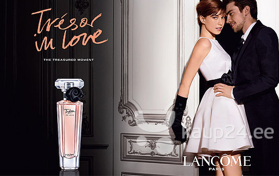 Parfüümvesi Lancome Tresor in Love EDP naistele 50 ml Internetist