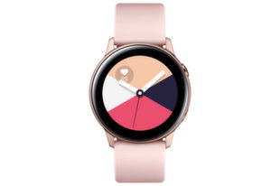 Samsung Galaxy Watch Active, Roosa