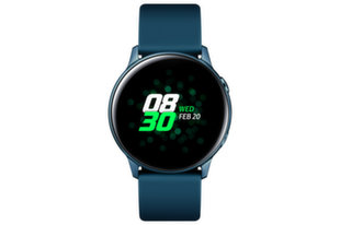 Samsung Galaxy Watch Active, roheline