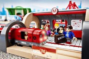 Rongiraja komplekt Brio Cargo Harbour, 33061 hind ja info | Poiste mänguasjad | kaup24.ee