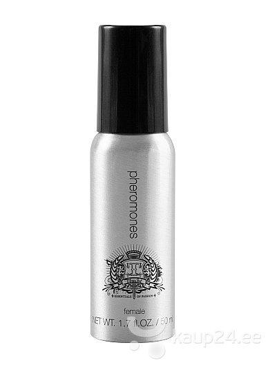 Feromoonidega parfüüm naistele Touché 50 ml hall