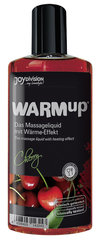 "Massaažiõli ""Warm up Cherry"" Joy Division 150 ml."
