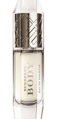 Tualettvesi Burberry Body EDT naistele 4.5 ml