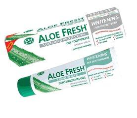 Отбеливающая зубная паста ESI Aloe Fresh Whitening 100 мл