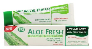 Hambapasta Crystal ESI Aloe Fresh Mint 100ml