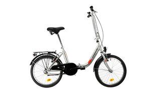 """Kokkupandav jalgratas DHS 2092 20"""", hall"""