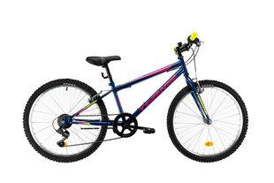 """Laste jalgratas DHS Teranna 2421 24"""", sinine"""