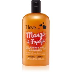 Dušigeel I Love... Mango & Papaya 500 ml