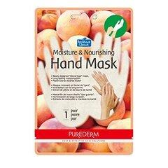 Увлажняющая и питательная маска для рук - перчатки Purederm Moisture & Nourishing, 1 пара