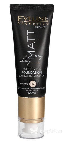 Matt jumestuskreem Eveline Cosmetics Matt My Day 40 ml