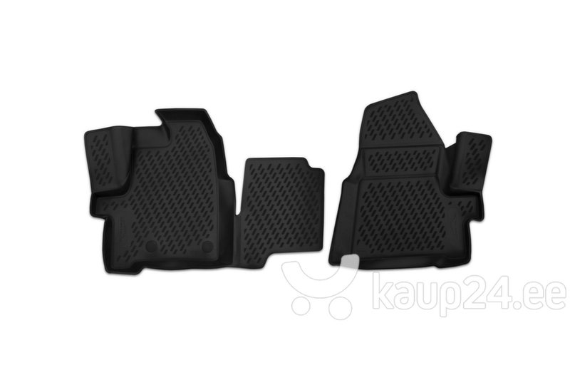Kummist matid 3D FORD Tourneo Custom (1+2 seats) 2013->, 2 pcs. /L19006