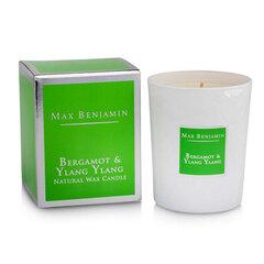 Lõhnaküünal Max Benjamin Bergamot & Ylang Ylang 190g