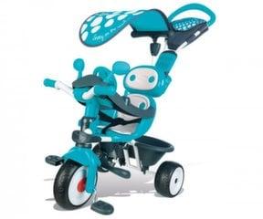 Lükatav kolmerattaline Smoby Baby Driver Comfort Blue hind ja info | Kolmerattalised jalgrattad | kaup24.ee