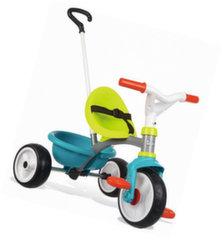 Толкаемый трехколесный велосипед Smoby Be Move Blue