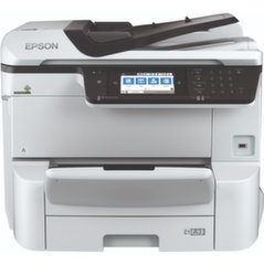 Printer Epson Workforce Pro WF-C8610DWF / värviline hind ja info | Printer Epson Workforce Pro WF-C8610DWF / värviline | kaup24.ee