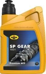 Käigukasti õli KROON-OIL SP Gear 1031 Premium MTF, 1L hind ja info | Eriotstarbelised määrdeõlid ja -vedelikud | kaup24.ee