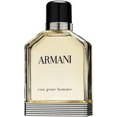 Tualettvesi Giorgio Armani Eau Pour Homme EDT meestele 50 ml