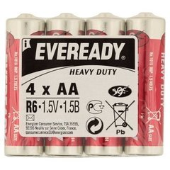 EVEREADY HD AA 4 шт.