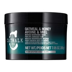 Toitev juuksemask Tigi Catwalk Oatmeal & Honey 200 g