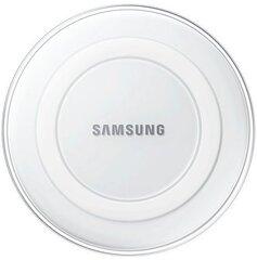Juhtmeta laadija Samsung EP-PG920, valge цена и информация | Зарядные устройства | kaup24.ee