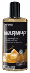 "Massaažiõli ""Warm up Caramel"" Joy Division 150 ml"