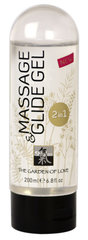 Massaažiõli-libesti Shiatsu Massage and Glide Gel, 200 ml