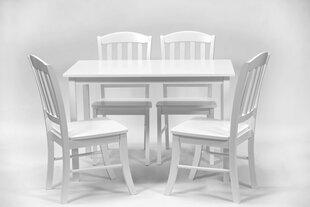 Столовый комплект Rosella/Monaco-4, белый