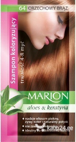 Tooniv šampoon Marion 40 ml, 64 Natural Brown