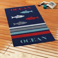 Пляжное полотенце, 70x150 см