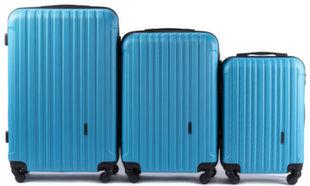 3-osaline komplekt Wings 2011-3, sinine