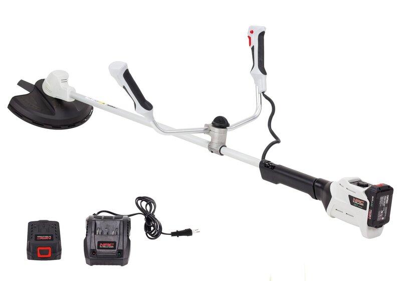Akuga trimmer Nac BKB18-B15-S hind