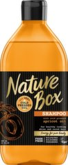 Šampoon aprikoosiõliga NATURE BOX Apricot 385 ml
