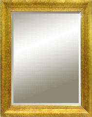 Peegel Fano, 97x77 cm, kuldne värv