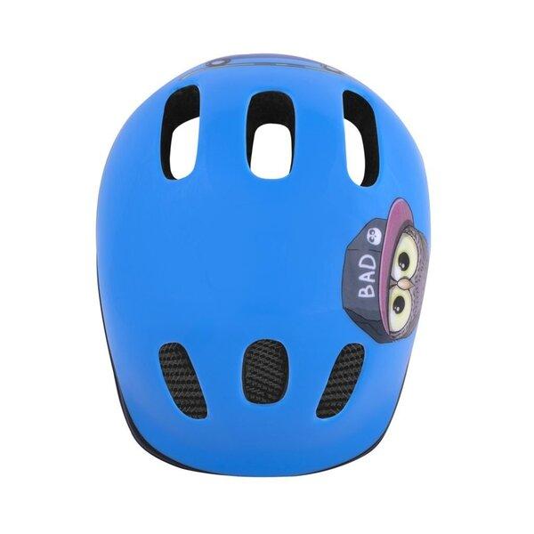 Laste jalgrattakiiver Spokey Owly, sinine отзыв