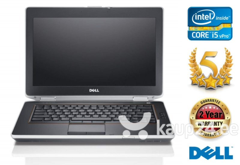 Dell Latitude E6420 i5-2520M 8GB 250GB WIN10