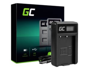 Green Cell Battery Charger MH-23 for Nikon EN-EL9, DSLR D40, D40X, D60, D3000, D5000