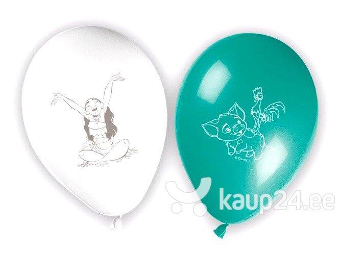 "Õhupall ""Moana/Vajana"" (8 tk./28 cm)"