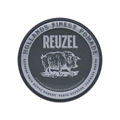 Väga tugevalt fikseeriv juuste pumat veepõhine Reuzel Hollands Finest Black 35 g hind ja info | Väga tugevalt fikseeriv juuste pumat veepõhine Reuzel Hollands Finest Black 35 g | kaup24.ee