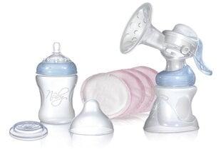 Manuaalne rinnapump Nuby Natural Touch Confort Manual Breast hind ja info   Rinnapumbad   kaup24.ee