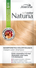 Tooniv šampoon Joanna Naturia Soft Color 35 g, S11 Golden Sand