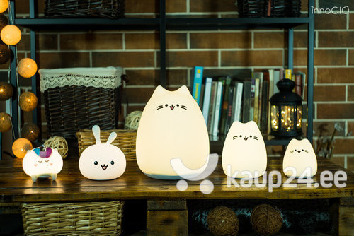 Ночник InnoGIO Kitty Maxi Night light LJC-123 интернет-магазин