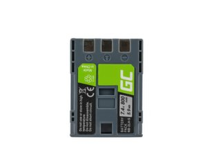 Green Cell® NB-2L / NB-2LH Canon PowerShot G7 G9 S70 S80 R100 R11 Canon Elura 85 90 EOS 350D 400D 7.4V 800mAh