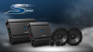 Alpine S-A32F hind ja info | Auto võimendid | kaup24.ee